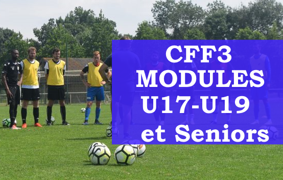 session 1 cff 3 modules u17 u19 et seniors district du cher de football. Black Bedroom Furniture Sets. Home Design Ideas